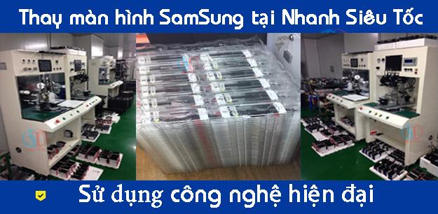 Thay màn hình Samsung Galaxy chính hãng - 217954