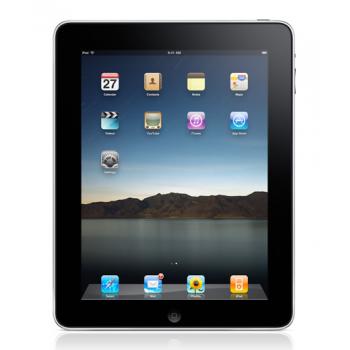 Apple iPad 1 64GB  Wifi, 3G Model - Black