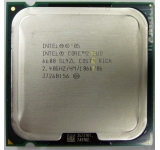 CPU E6600-Core 2- 2.4Ghz
