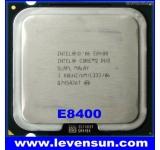CPU E8400-Core 2- 3.0Ghz