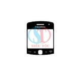 Cảm Ứng Blackberry Black/White 9360