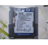 HDD 250G WD